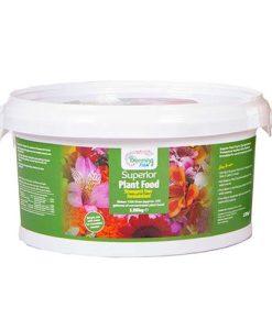 Blooming Fast Superior Soluble Fertiliser 1.25kg