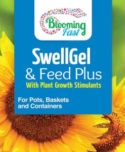 Blooming Fast Swell Gel & Feed 250g