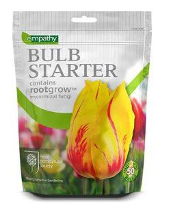 Bulb Starter fertiliser with rootgrow