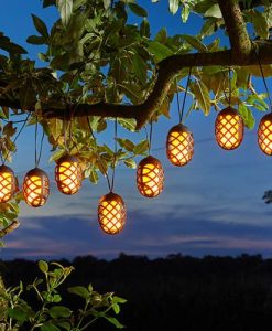 Cool Flame String Lights-Set of 10