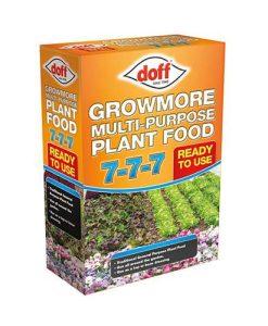 Doff 1.25Kg Granular Growmore 7-7-7 Fertiliser