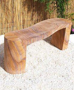 Eastern Stone - Rainbow Bench