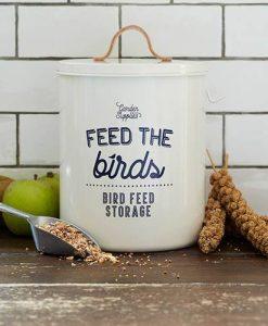Feed the Birds-Bird Food Tin