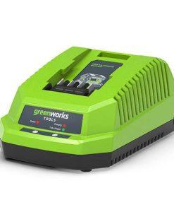 Greenworks 40V 2A Battery Charger