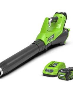 Greenworks 40V Axial Blower with 2Ah Battery and Charger