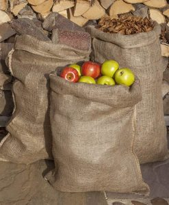 Pack of 10 Traditional Hessian Sacks