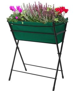 Poppy-Go Raised Planter