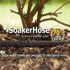 Premium SoakerHose Irrigation Pipe