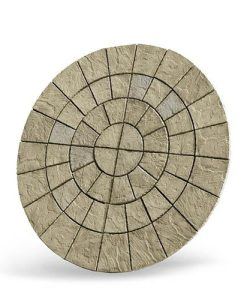 S2D Cathedral Circle Kit 2.56m Weathered York