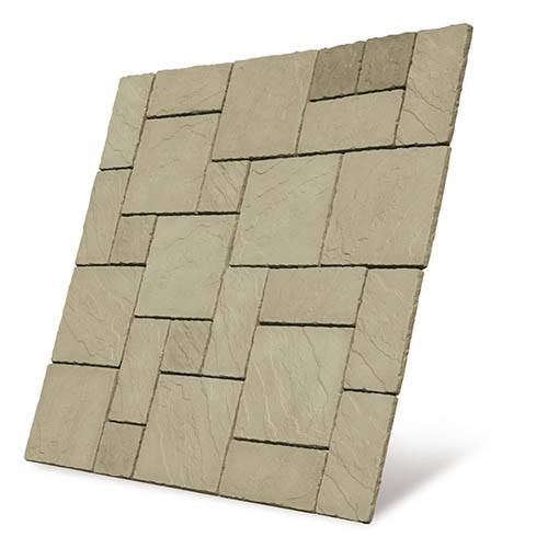 S2D Cathedral Paving Kit 5.76m2 W/York