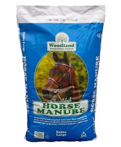 Shredded Horse Manure XL