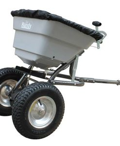 The Handy 36.5kg (80lbs) Towed Broadcast Spreader