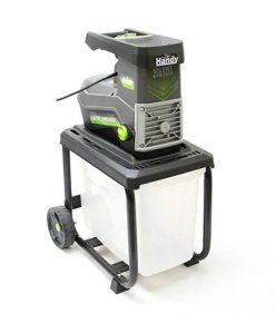 The Handy Electric Silent Shredder